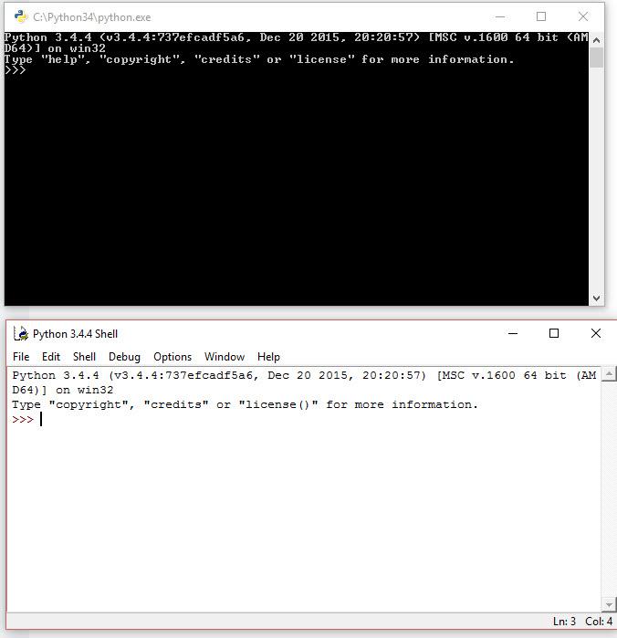 PythonShell